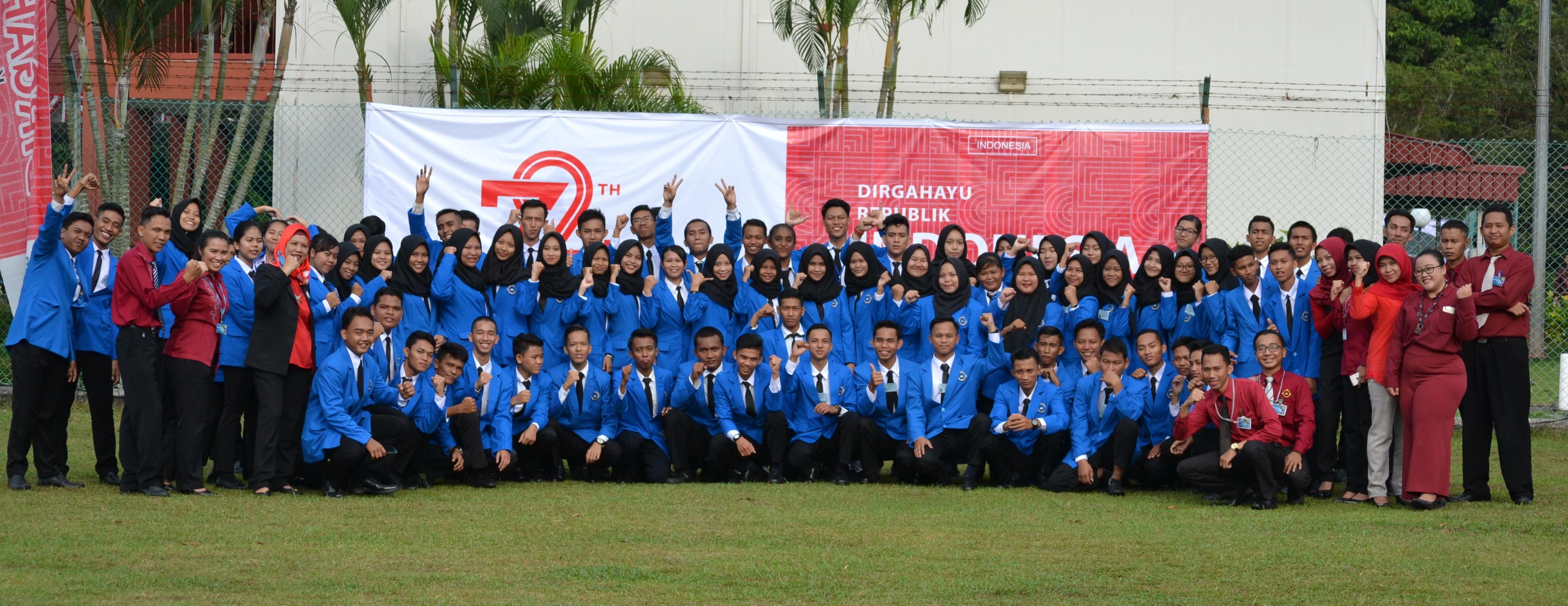 Pendaftaran Mahasiswa Baru SBTI Angkatan 21 di Lagoi